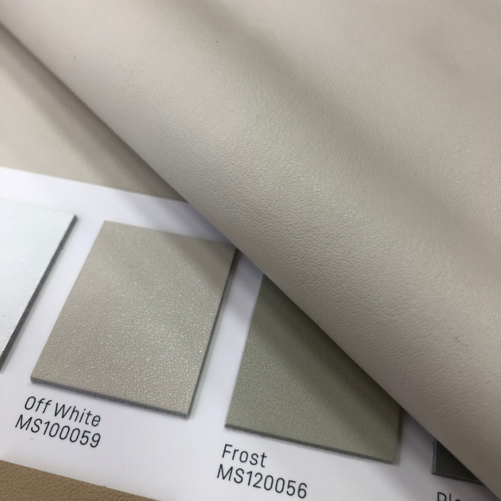 КРС гладкий, 1.1-1.3 мм, NAPPACOLORS, цвет Off White, MASTROTTO, Италия