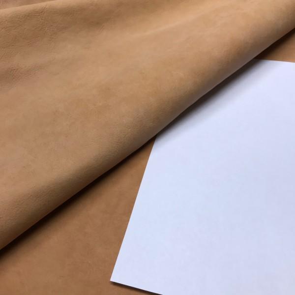 Краст вымытый, подшлифованный, 1.3-1.5 мм, ARTIGIANO DEL CUOIO, Италия
