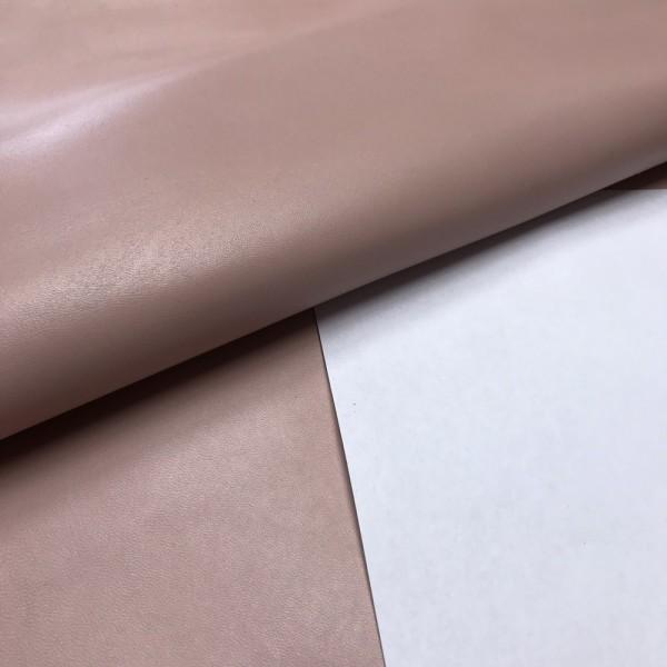 Кожа для GUCCI, цвет розовый, 0.8-1.0 мм, Италия