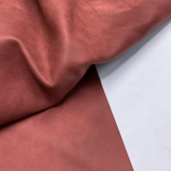 Кожа КРС, 1.3-1.5 мм, цвет 1006 Ibisco, SAVANA, EFFETI GEST, Италия