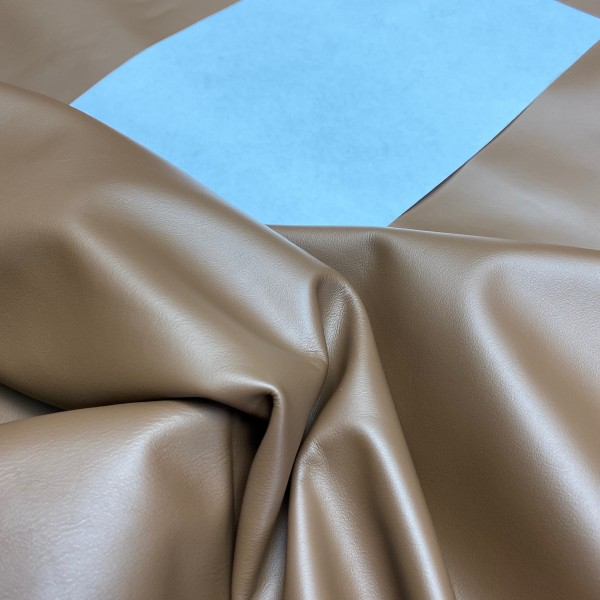 Кожа КРС, 0.9-1.1 мм, цвет 1404, MELLOW, EFFETI GEST, Италия