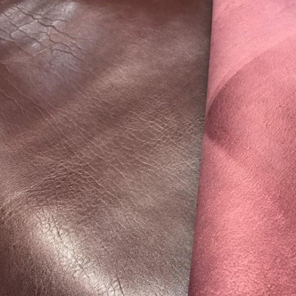 Кожа метис, бордо, 1,0-1,2 мм, ИТАЛИЯ