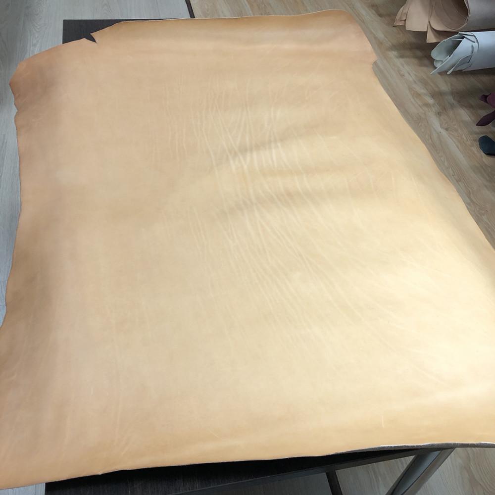 Краст РД плечи, 1.3-1.5 мм, цвет Naturale, PECOS RAW, LA BRETAGNA, Италия