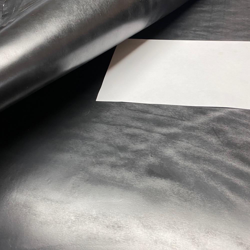 Кожа РД, 2.8 мм, цвет Nero, ECOMURALES, LA BRETAGNA, Италия