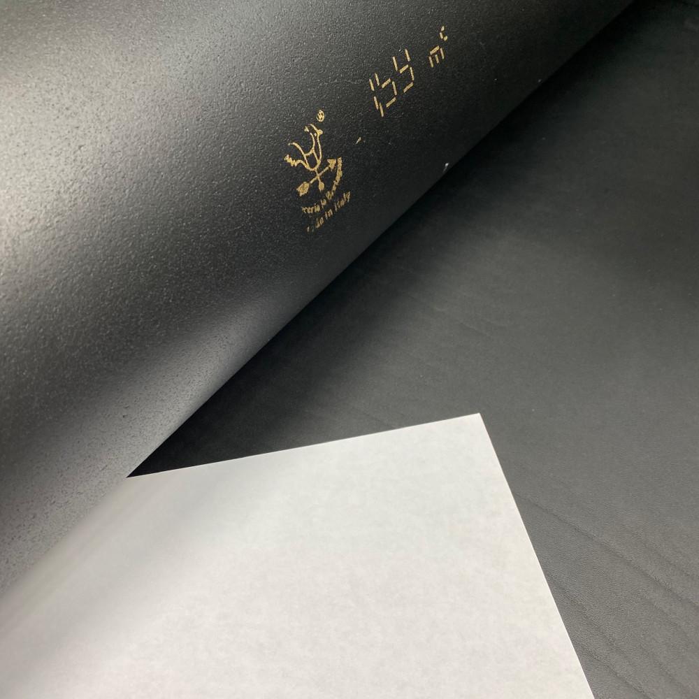Плечи РД, 3.0-3.2 мм, цвет Nero, KANSAS, LA BRETAGNA, Италия