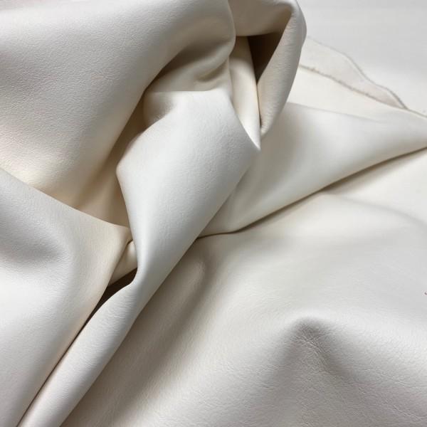 Кожа РД, 1.0-1.2 мм, цвет Bianco, SETA, LA BRETAGNA, Италия