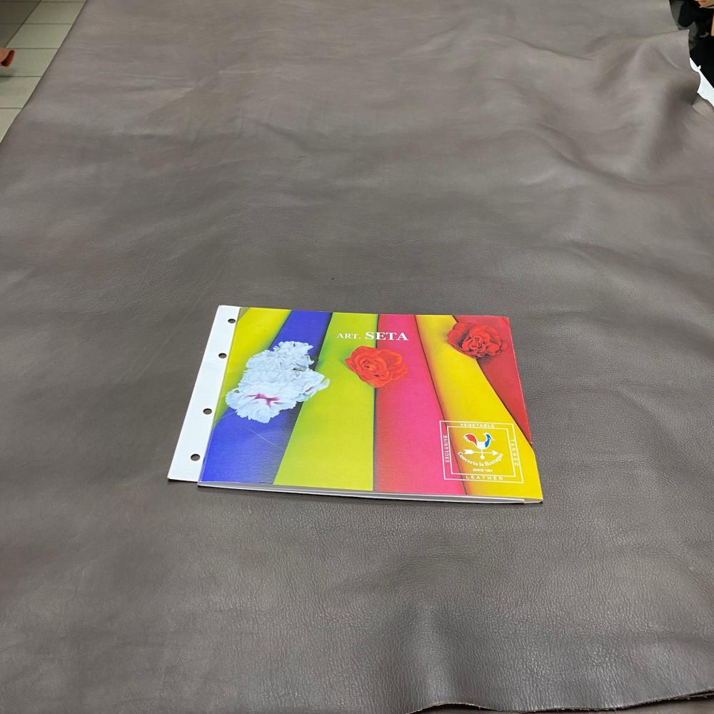 Кожа РД, 1.0-1.2 мм, цвет Marmotta, SETA, LA BRETAGNA, Италия