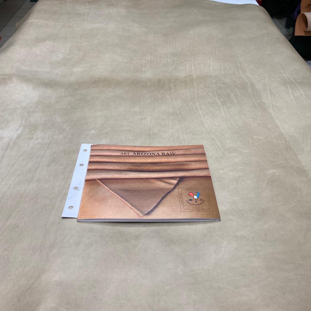 Краст РД гладкий, 1.2-1.4 мм, цвет Grigio, ARIZONA RAW LISCIO, LA BRETAGNA, Италия