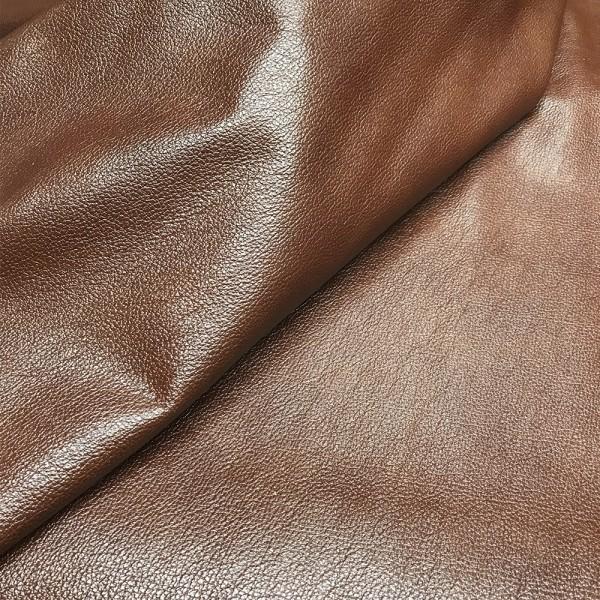 Кожа КРС, ANTIQUE COLLECTION, Цвет Coppery, 0,8-1,0 мм, MASTROTTO, ИТАЛИЯ