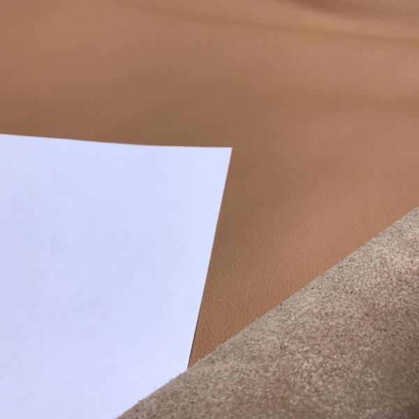 Кожа КРС, OCEAN COLLECTION, цвет Nocciola, 0.8-1.0 мм, MASTROTTO, ИТАЛИЯ