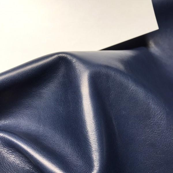 КРС гладкий, 1.2-1.4 мм, цвет Blue Nocturne, TOSCA, MASTROTTO, Италия