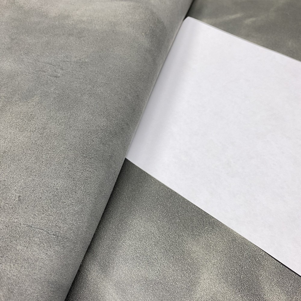 Кожа КРС, ORLANDOCOLORS, 1.4-1.6 мм, цвет Shark, MASTROTTO, ИТАЛИЯ