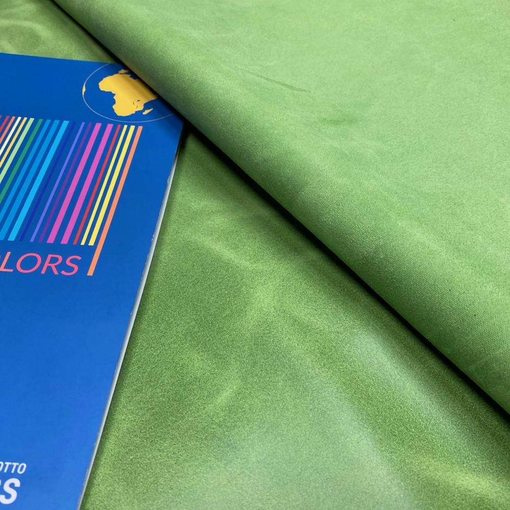 Кожа КРС, ORLANDOCOLORS, 1,4-1,6 мм, цвет Lime, MASTROTTO, ИТАЛИЯ