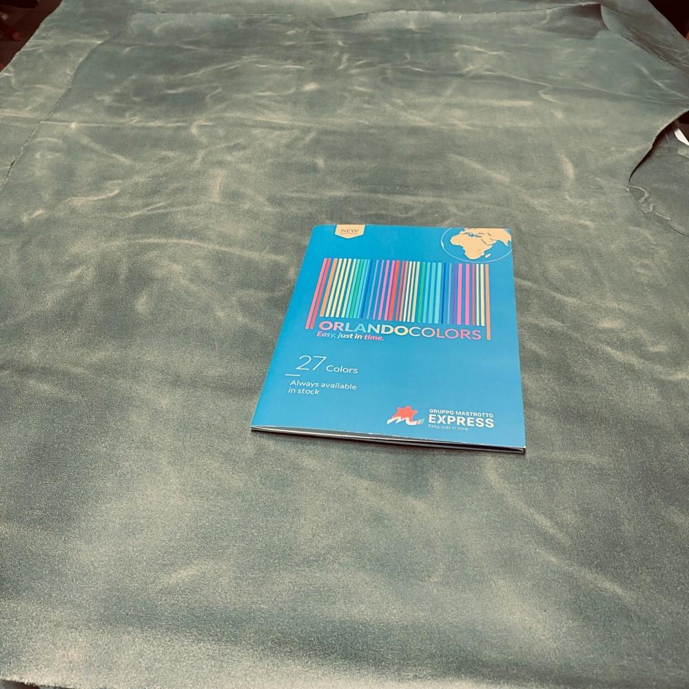 Кожа КРС, ORLANDOCOLORS, 1.4-1.6 мм, цвет Birch, MASTROTTO, ИТАЛИЯ