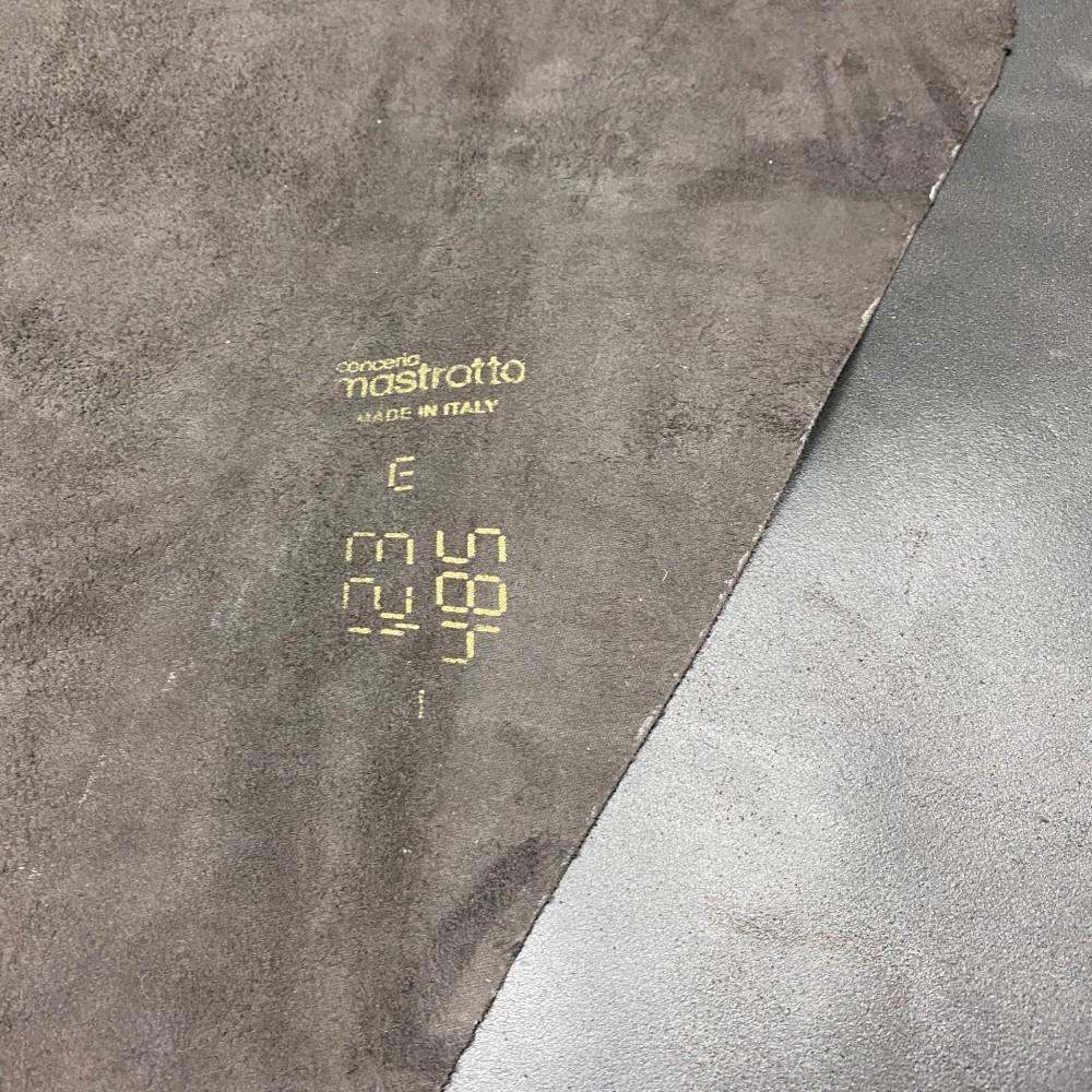 Кожа КРС, ORLANDOCOLORS, 1,4-1,6 мм, цвет Coffee, MASTROTTO, ИТАЛИЯ