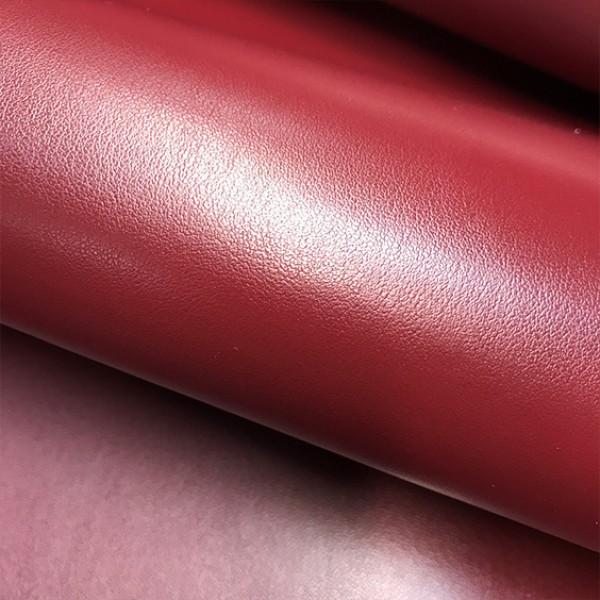 КРС гладкий, 1.1-1.3 мм, NAPPACOLORS, цвет Cremisi , MASTROTTO, Италия