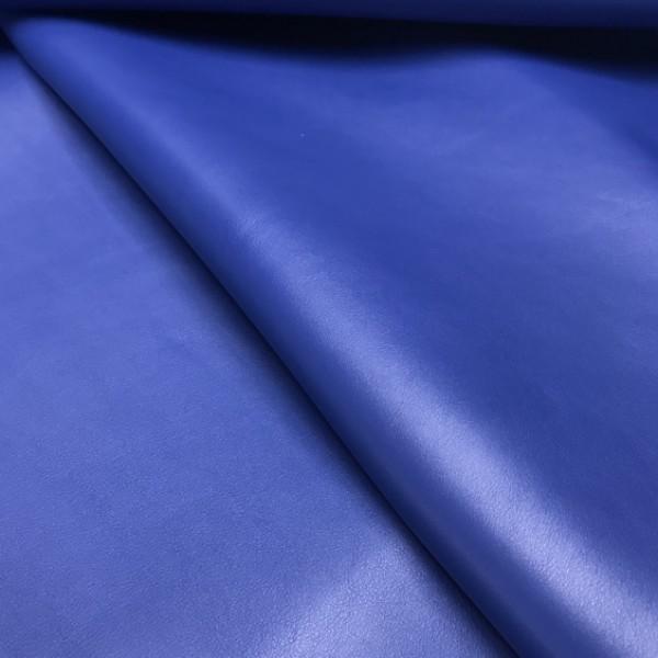 КРС гладкий, 1.1-1.3 мм, NAPPACOLORS, цвет DENIM, MASTROTTO, Италия