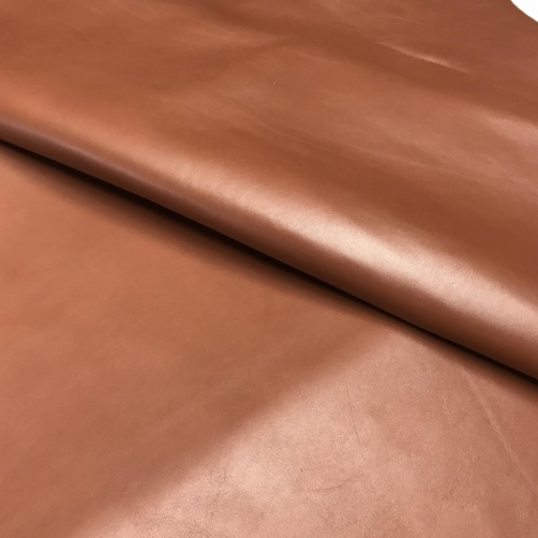КРС гладкий, 1.1-1.3 мм, NAPPACOLORS, цвет WOODY, MASTROTTO, Италия