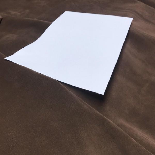 КРС, кроста, 1.2-1.4 мм, VESUVIOCOLORS, цвет Chocolate, MASTROTTO, Италия