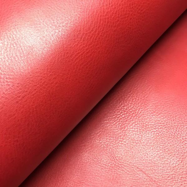Плечи растительного дубления, 3.0-3.2 мм, цвет 3106 red, VIRGINIA, MONTANA, Италия