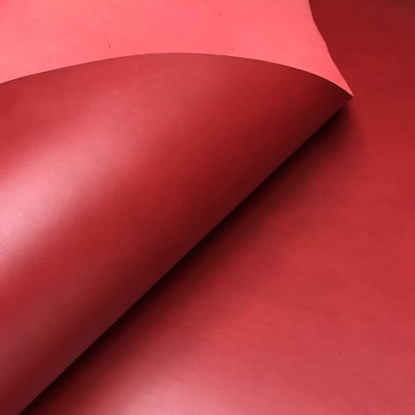 Плечи растительного дубления, 2.6-2.8 мм, цвет 09 красный, BUTTERO, WALPIER, Италия