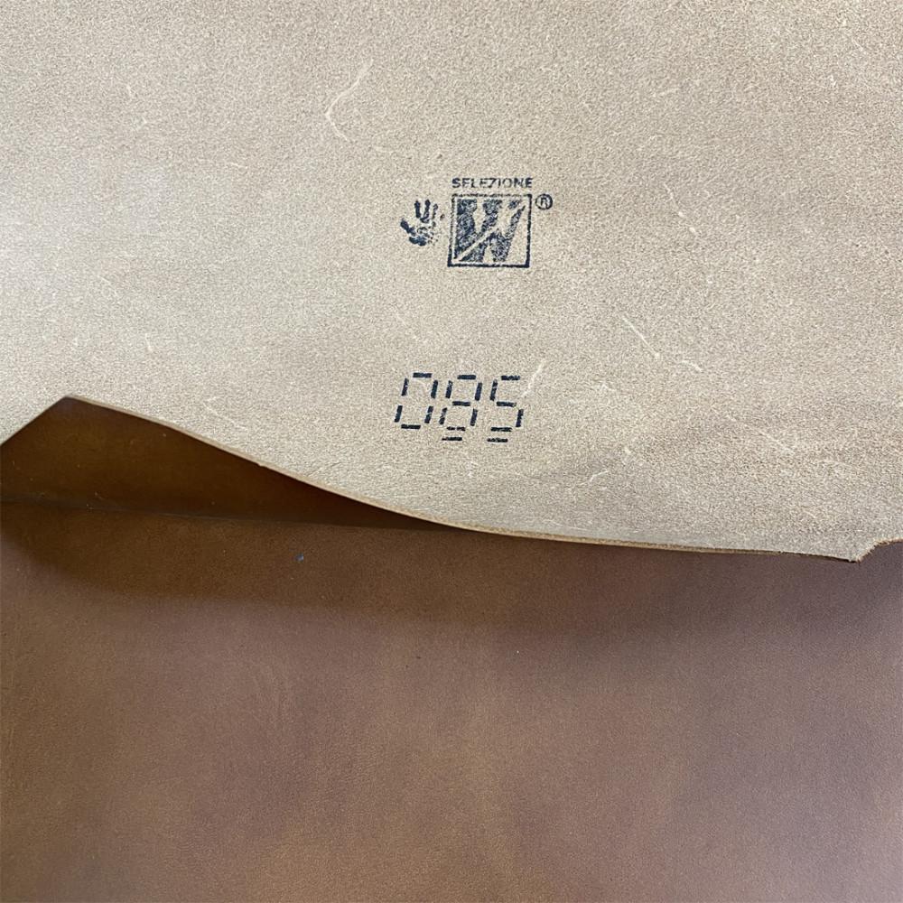 Пола растительного дубления, 1.2 мм, цвет 02 виски, BUTTERO, WALPIER, Италия